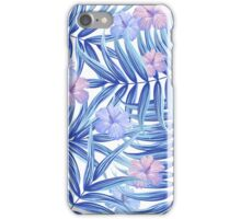 Tropical pattern iPhone Case/Skin