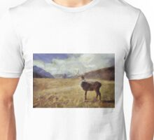Lady of the Glen by Pierre Blanchard Unisex T-Shirt