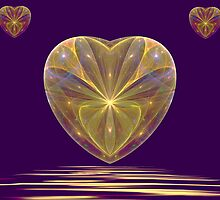 Hearts by Pam Amos