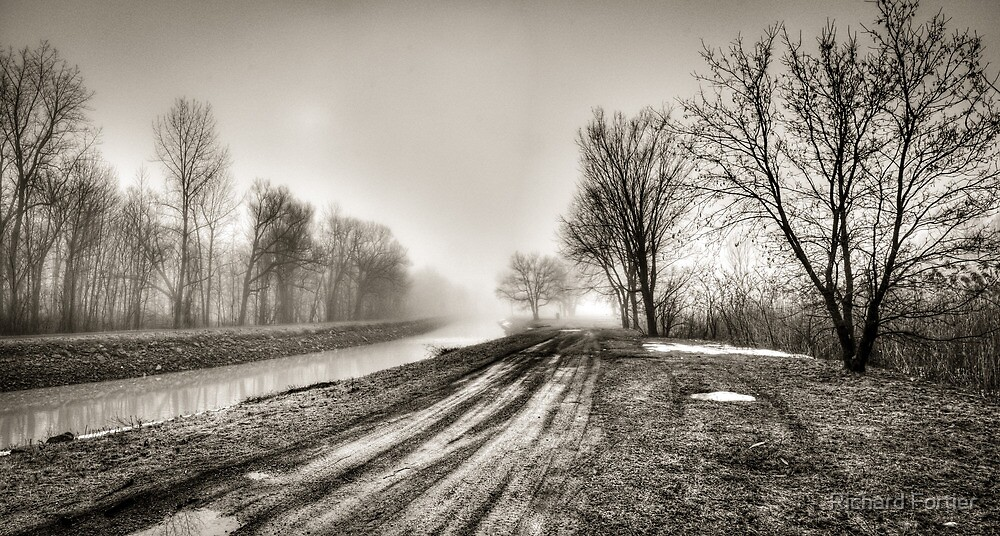 The path by Richard Fortier