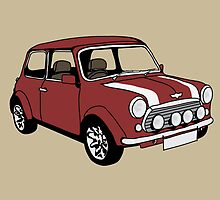 Classic Mini by TimTaylor
