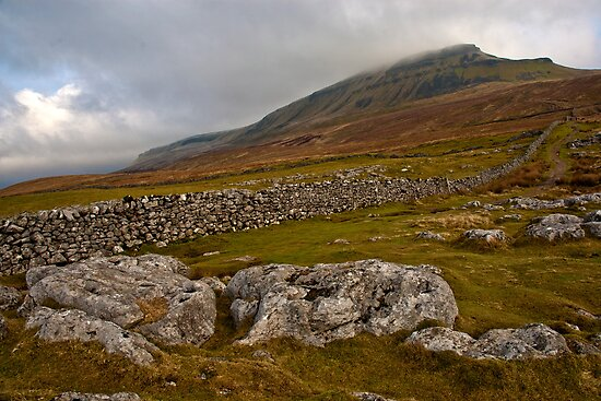 Pen y Ghent looms large by cptnumpty