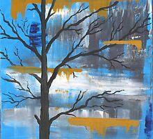 Winters Sky by Eric Draper