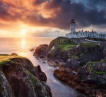 Fanad Light by Michael Breitung