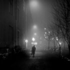 Fog Noir Spy by appfoto