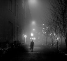 Fog Noir Spy by appfoto
