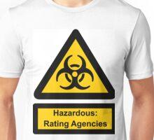 Hazardous Agencies Unisex T-Shirt