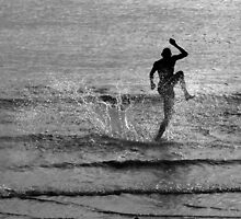 Blackpool Splasher by appfoto