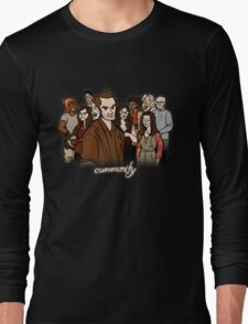 Community Browncoats Long Sleeve T-Shirt