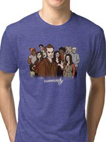 Community Browncoats Tri-blend T-Shirt