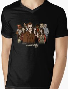Community Browncoats Mens V-Neck T-Shirt