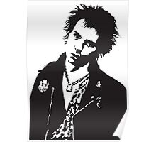 Sid Vicious Poster