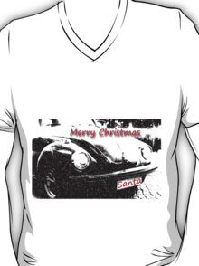 VW Bug - Merry Christmas T-Shirt
