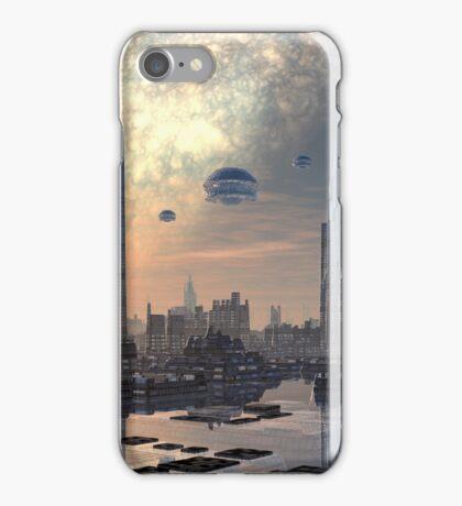 Future City iPhone Case/Skin