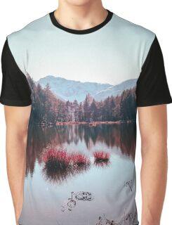 Winter Lake Graphic T-Shirt