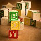 Its a boy by Edward Fielding
