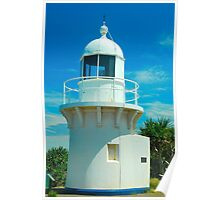 Fingal Head Lighthouse Poster