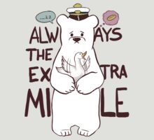 Always The Extra Mile - Light Ver. by cycroz01