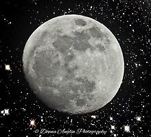 My Moon 1-23-13 by Donna Anglin Husband