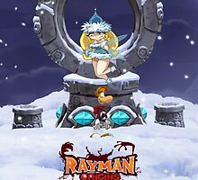 Rayman Origins - Fairy iPhone Case by Cyberbob
