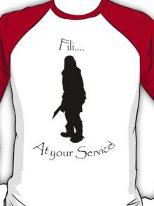 Fili bff shirt T-Shirt