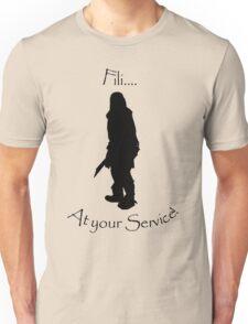 Fili bff shirt Unisex T-Shirt