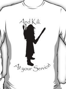 Kili bff shirt T-Shirt