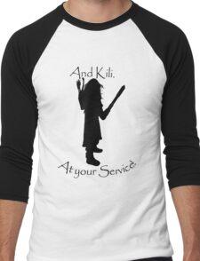 Kili bff shirt Men's Baseball ¾ T-Shirt