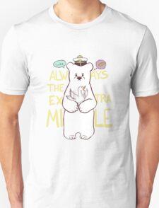 Always The Extra Mile - Dark Ver. Unisex T-Shirt