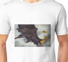 Land of the Brave by P Blanchard Unisex T-Shirt
