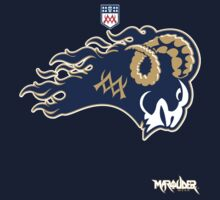 Rams of the underworld football by Summo13