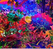 FLORAL DREAM of SUMMER by SilvaCapitana