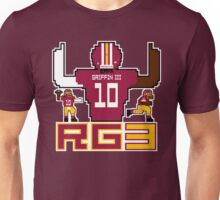 RG3 Tecmo style! Unisex T-Shirt