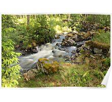 Saxhyttan complex [Skärvån river] Poster