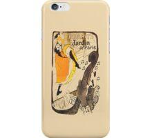 JARDIN DE PARIS iPHONE CASE iPhone Case/Skin
