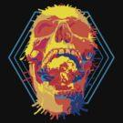 Staining your cranium by Matthew Sergison-Main