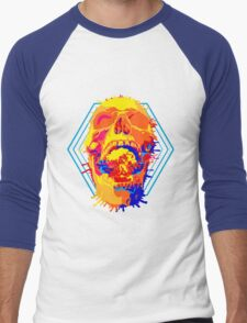 Staining your cranium Men's Baseball ¾ T-Shirt