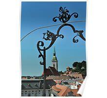 Bratislava Poster