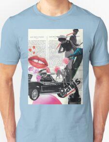 Follow me (Paris) Unisex T-Shirt