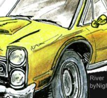 Pontiac 1965 GTO - Muscle Car Sticker
