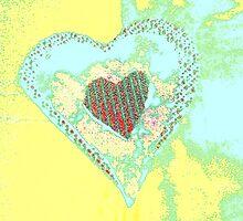 English-Romance-Heart by Dorothy Rafferty