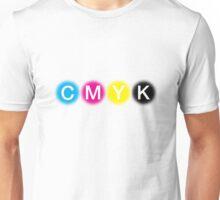 CMYK 1 Unisex T-Shirt