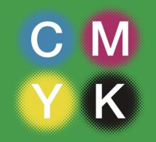 CMYK 2 Kids Clothes