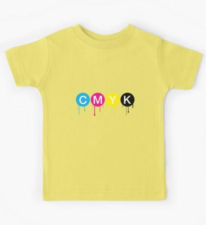 CMYK 5 Kids Tee