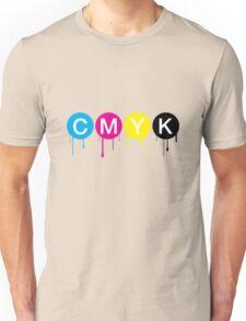 CMYK 5 Unisex T-Shirt