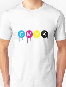 CMYK 5 T-Shirt