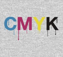 CMYK 6 One Piece - Long Sleeve
