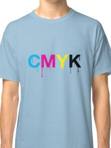 CMYK 6 Classic T-Shirt