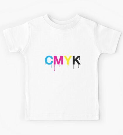 CMYK 6 Kids Tee