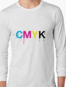 CMYK 6 Long Sleeve T-Shirt